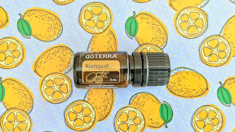 kumquat, doterra