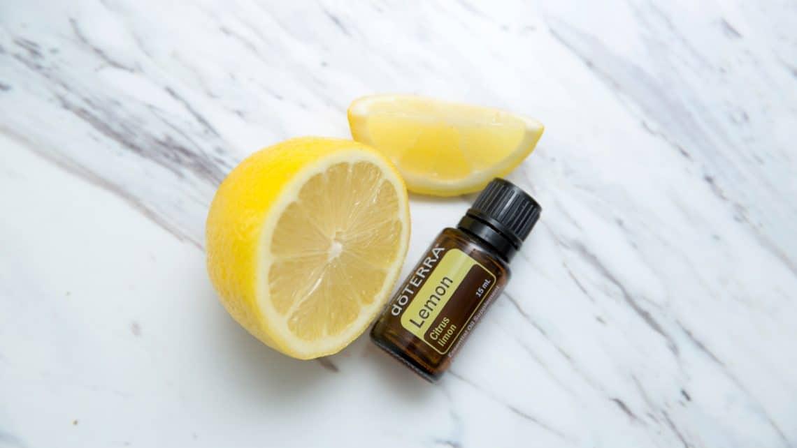 Lemon olie doterra oh my oil