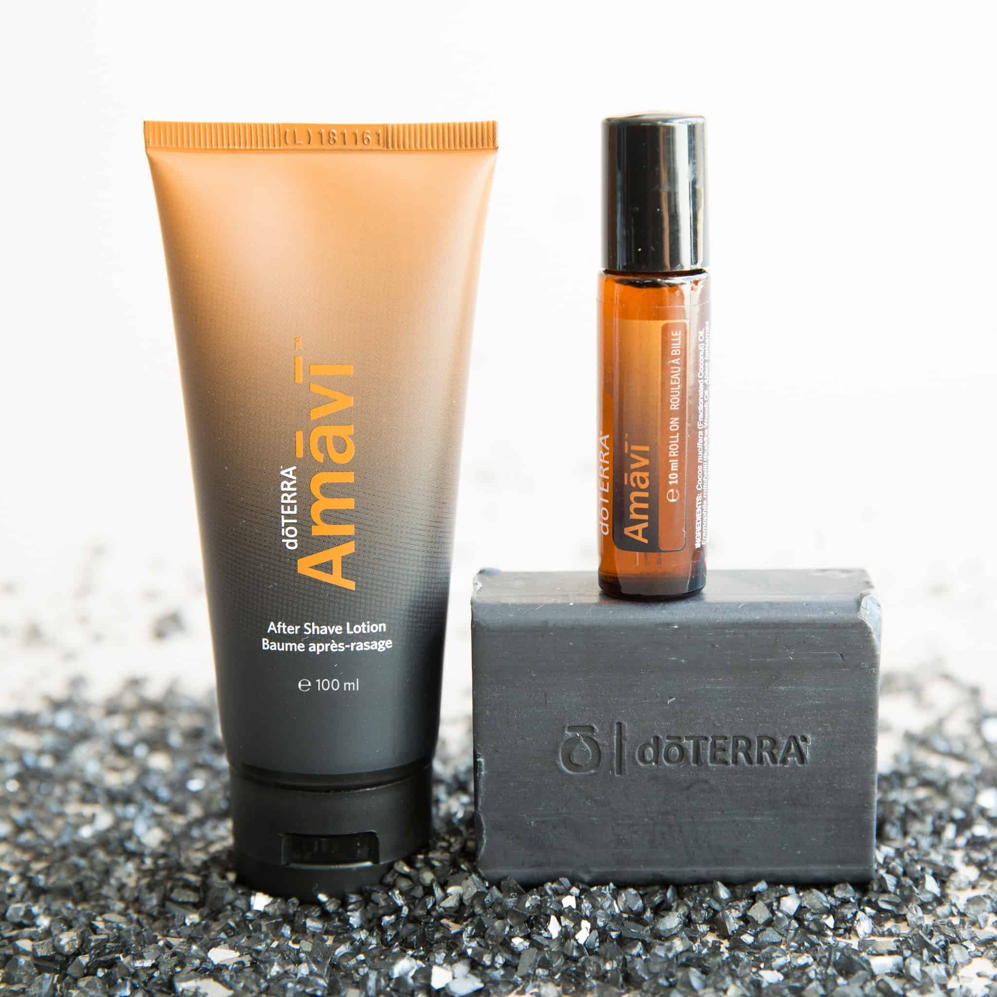 doterra amavi for men