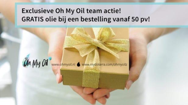 november aanbieding oh my oil